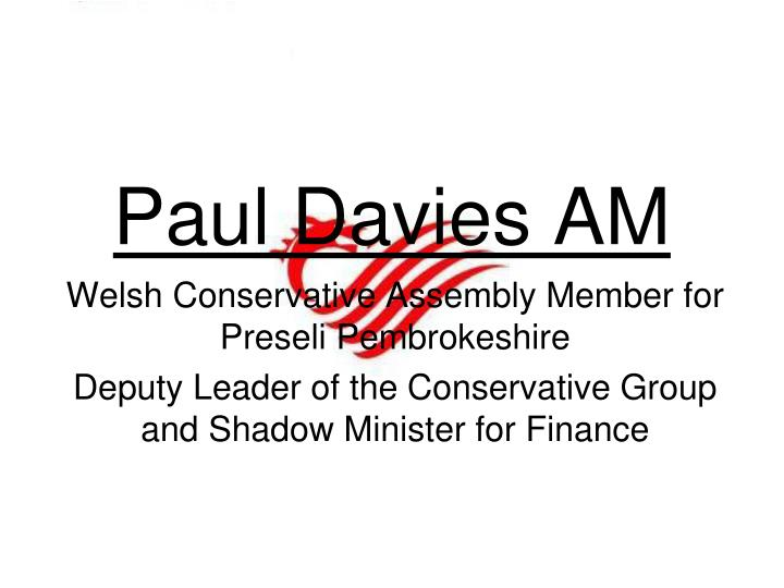 Paul Davies AM
