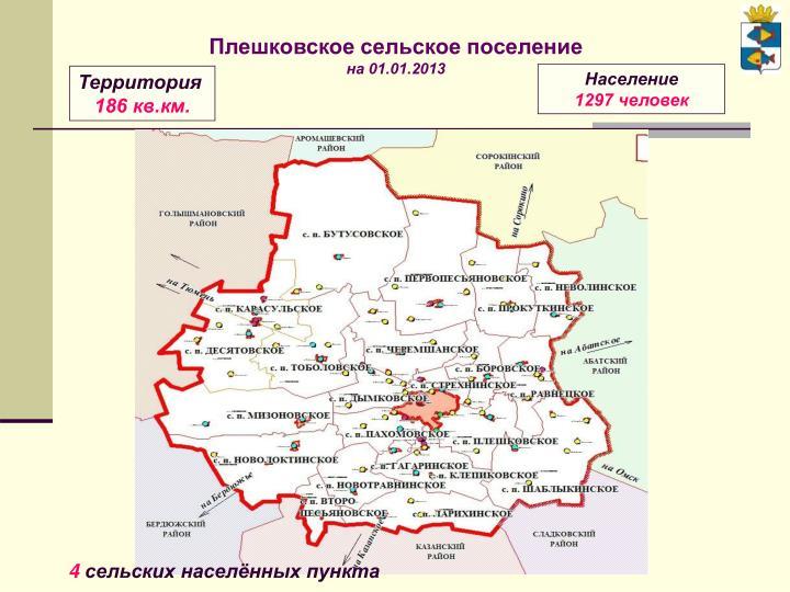 Плешковское сельское поселение