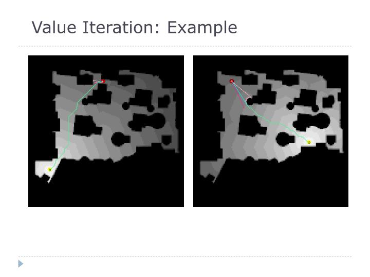 Value Iteration: Example