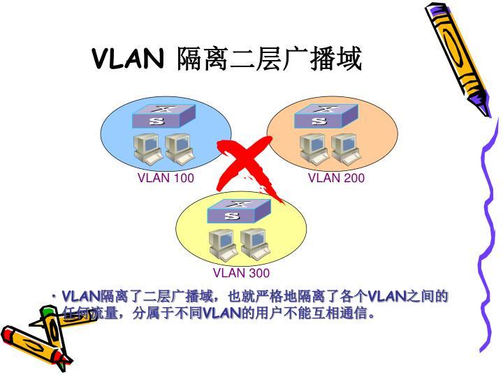 VLAN 100