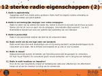 12 sterke radio eigenschappen 2