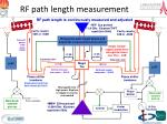 rf path length measurement