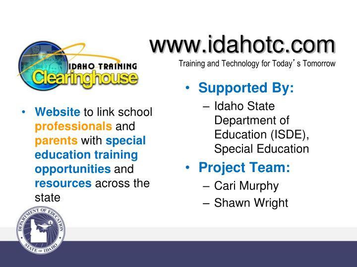 www.idahotc.com