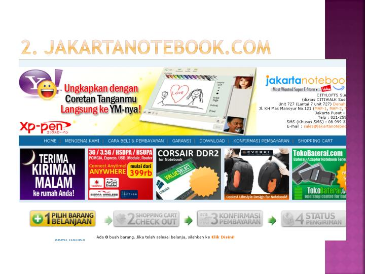 2. Jakartanotebook.com
