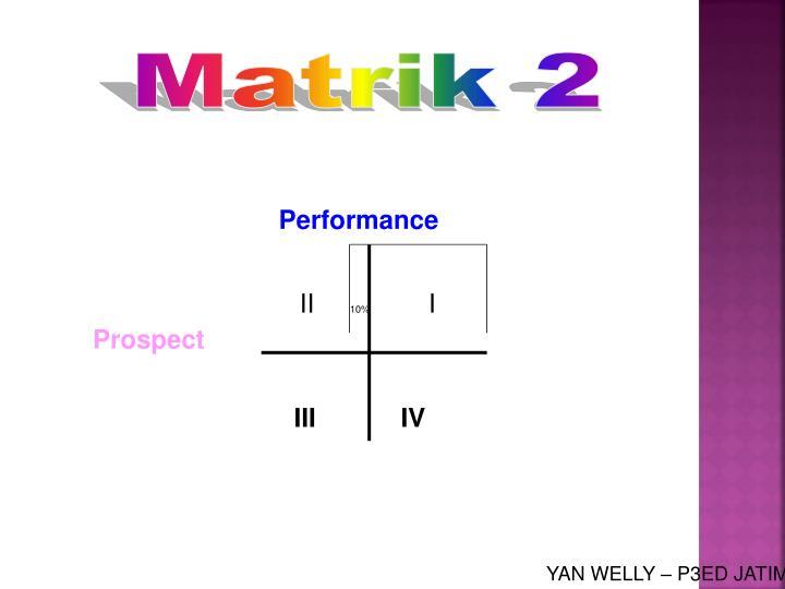 Matrik 2
