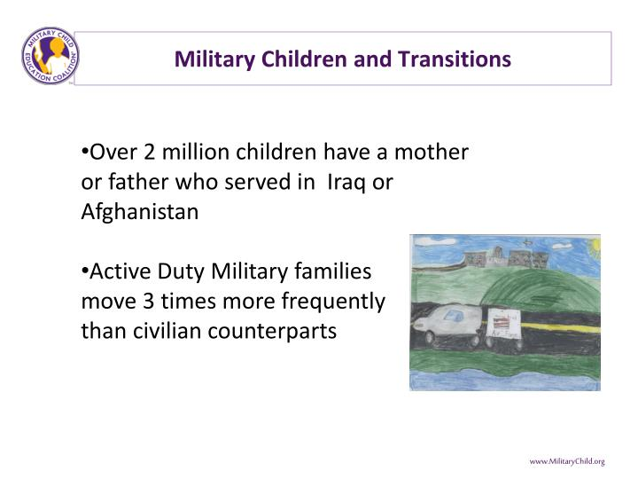 Over 2 million children have a mother or father