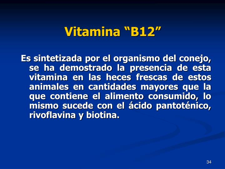 "Vitamina ""B12"""