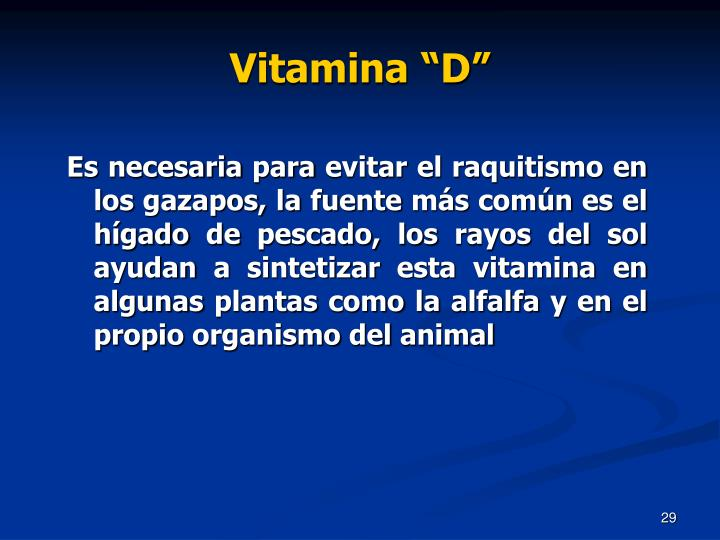 "Vitamina ""D"""