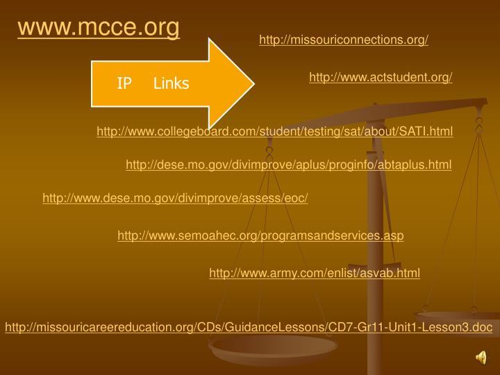 www.mcce.org