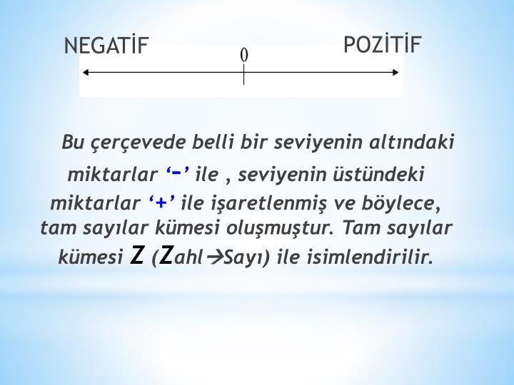 POZİTİF
