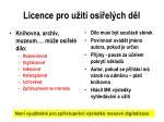 licence pro u it osi el ch d l