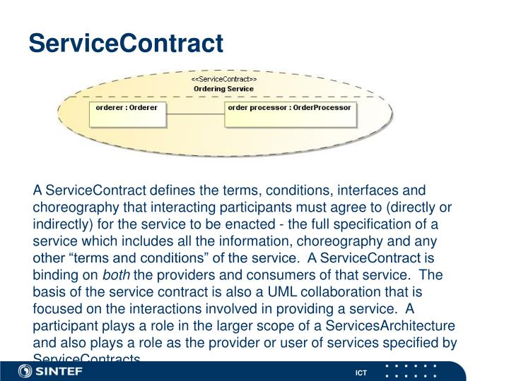 ServiceContract