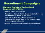 recruitment campaigns1
