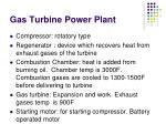 gas turbine power plant3