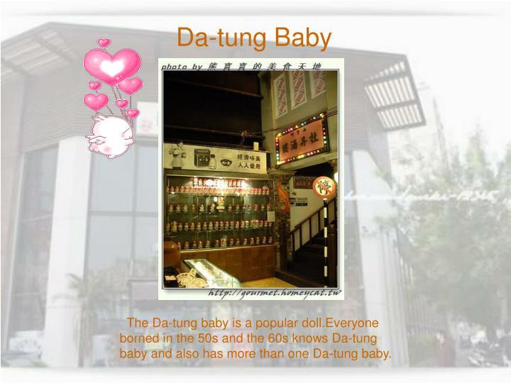 Da-tung Baby