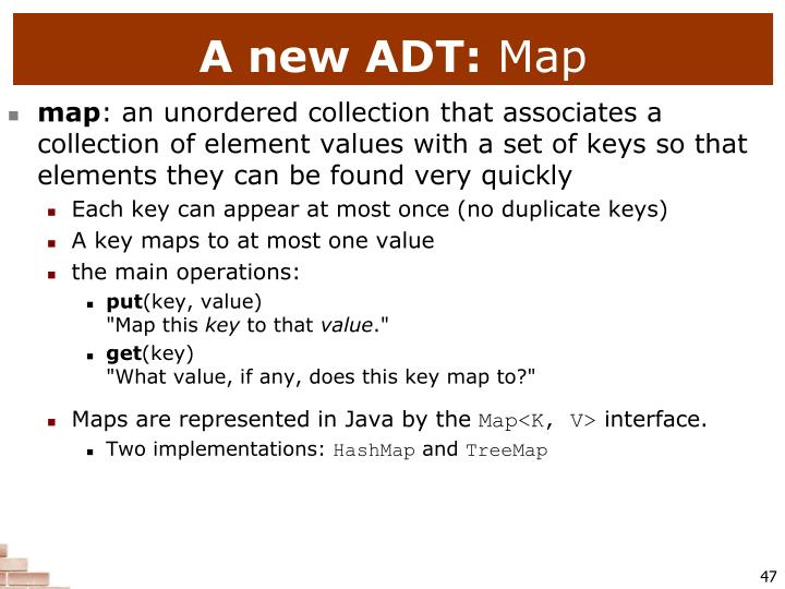 A new ADT: