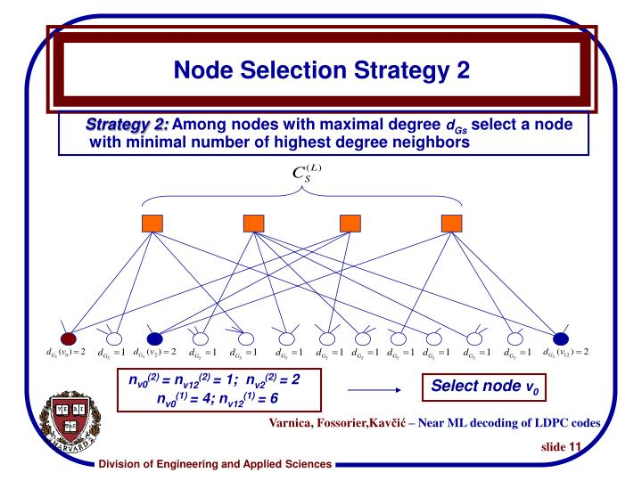 Node Selection Strategy 2