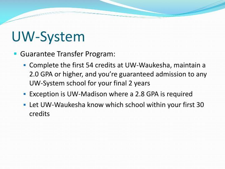UW-System