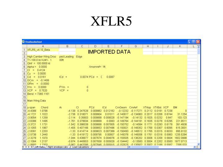 XFLR5