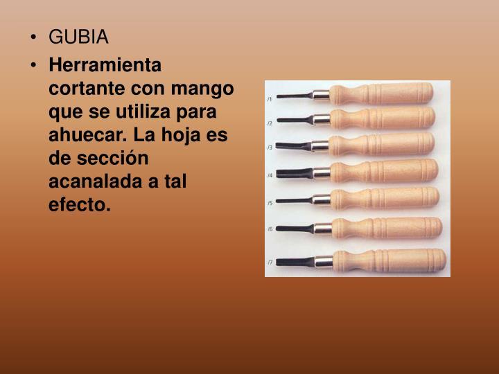 GUBIA