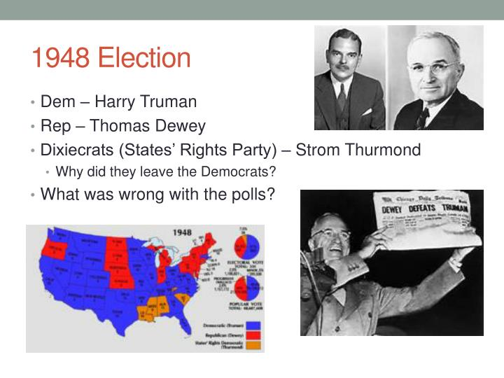 1948 election