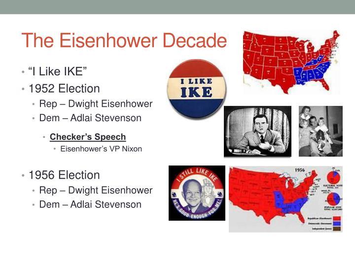 The Eisenhower Decade