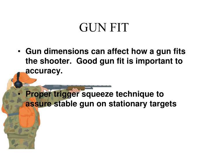 GUN FIT