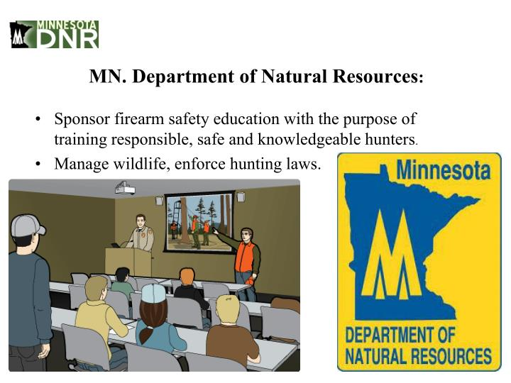 MN. Department of Natural Resources