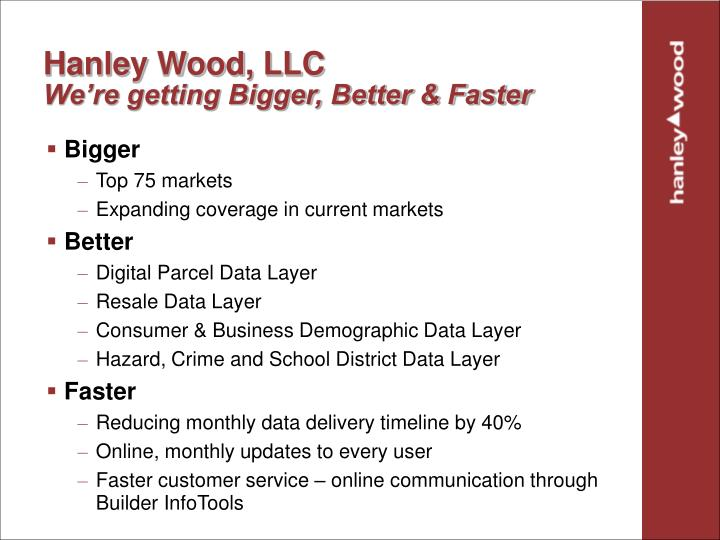 Hanley Wood, LLC