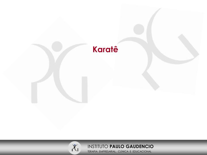 Karatê