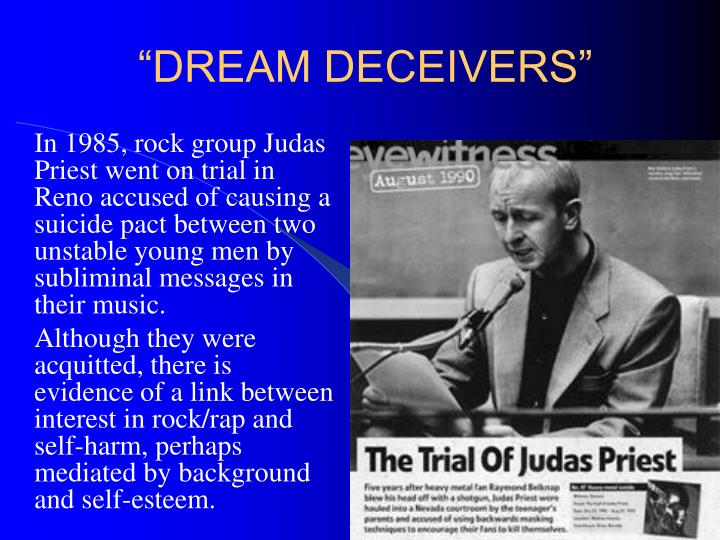 """DREAM DECEIVERS"""
