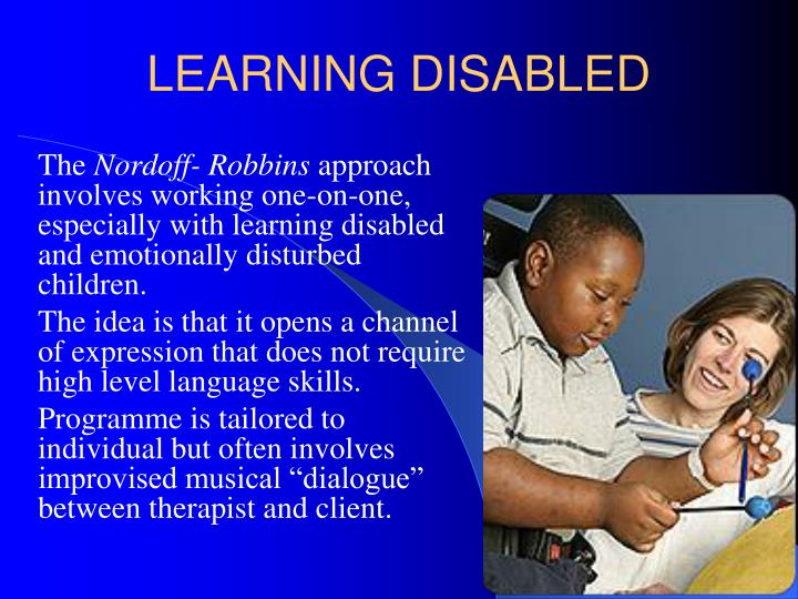 LEARNING DISABLED