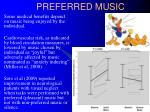 preferred music