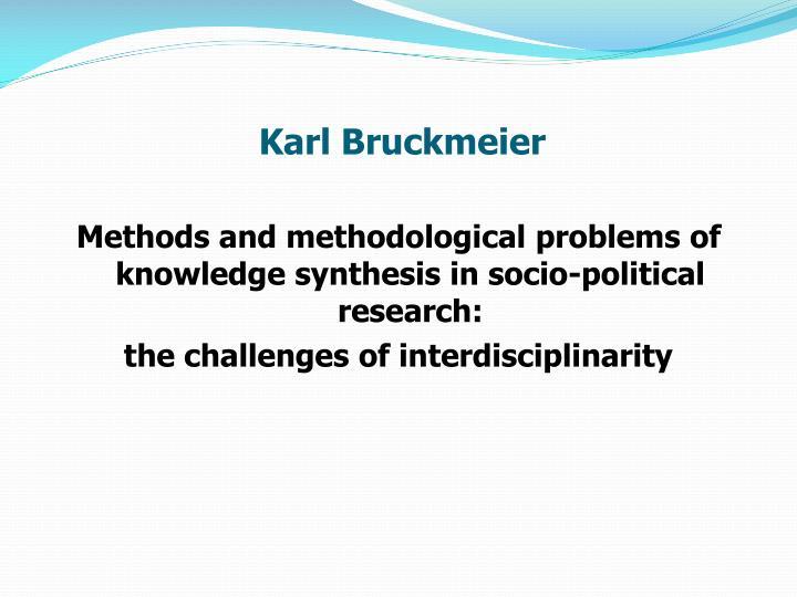 Karl Bruckmeier