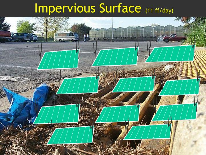 Impervious Surface