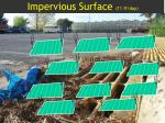 impervious surface 11 ff day