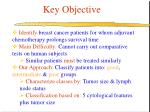 key objective1