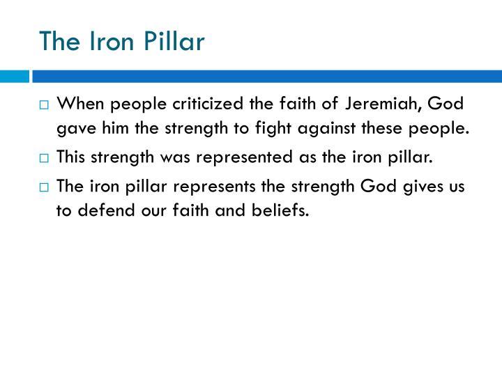The Iron Pillar