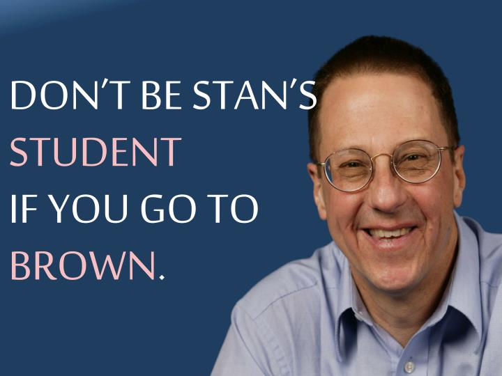 DON'T BE STAN'S