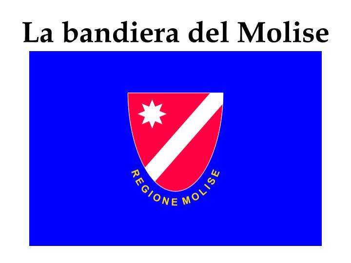 La bandiera del Molise