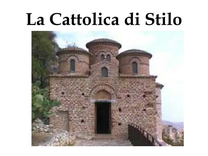 La Cattolica di Stilo