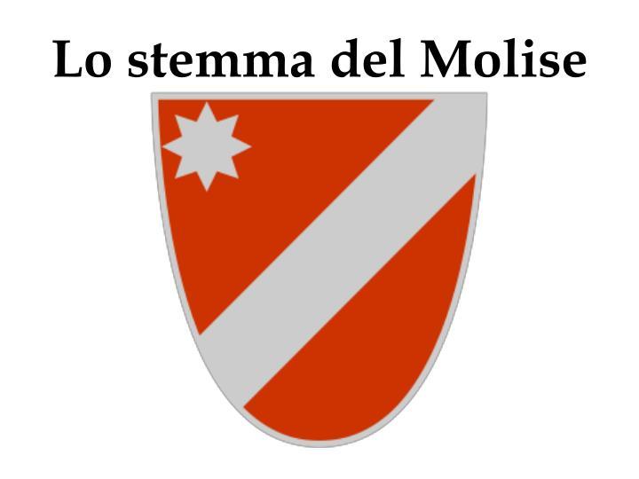Lo stemma del Molise