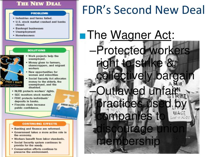 FDR's Second New Deal