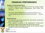 financial performance2
