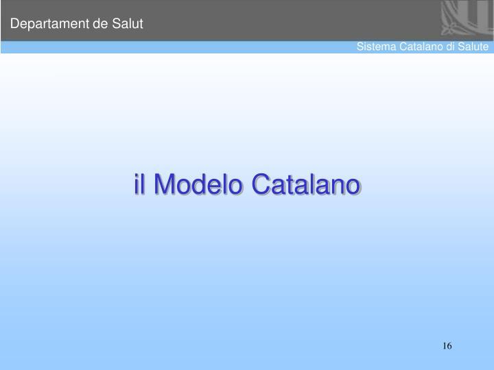 il Modelo Catalano