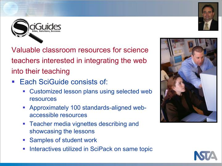 Valuable classroom resources for science