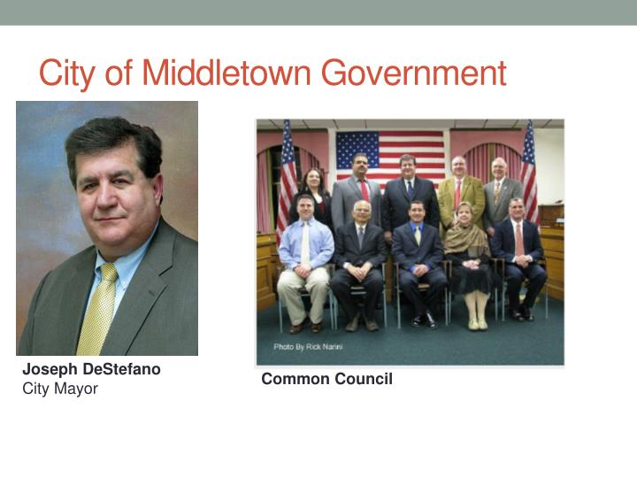 City of Middletown Government