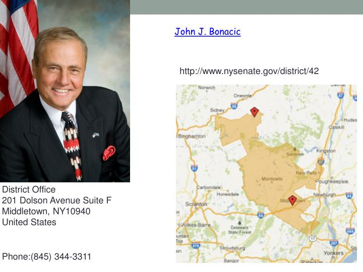 New York State Senator