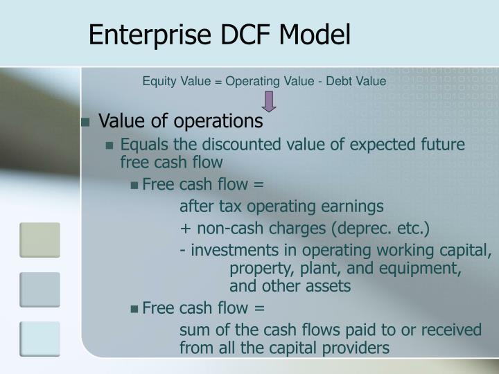 Enterprise DCF Model