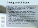 the equity dcf model3